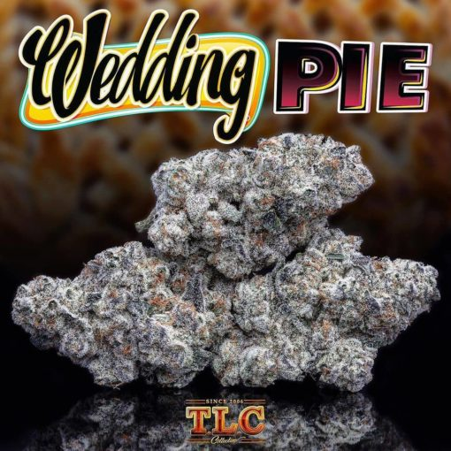 wedding pie strain