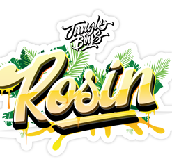 Jungle Boys Rosin Sticker