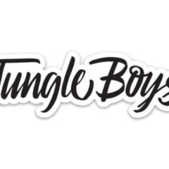 Jungle Boys Sticker