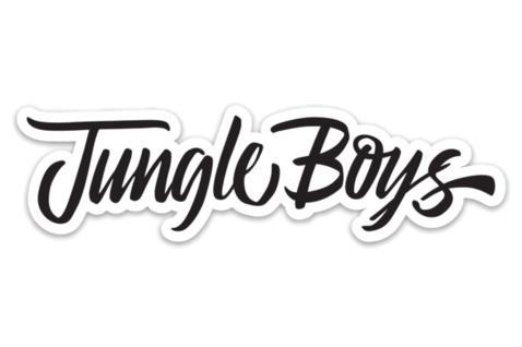 Jungle Boys Sticker