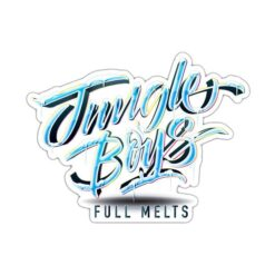 Jungle Boys Full Melts Sticker